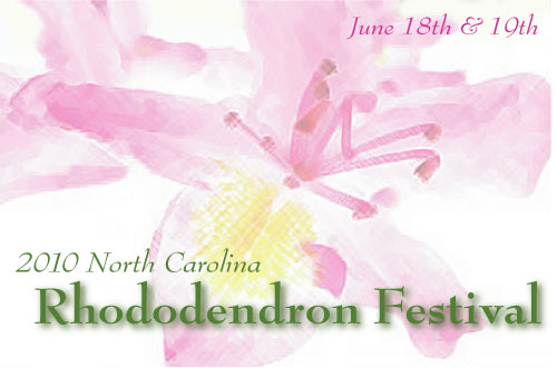 2010 Rhododendron Festival, Bakersville NC
